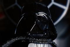 Mini Vader (gabe.mirasol) Tags: nikon d7100 50mm 18 ais vivitar 2x teleconverter macro micro lego minifig vsco vscocam emulation dark low key