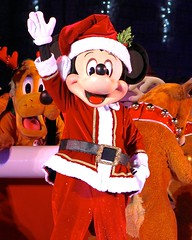 Not a creature was stirring, not even a... (jordanhall81) Tags: santa claus mickey mouse mickeys most merriest celebration mmc m3c very merry christmas party mvmcp castle holiday vacation event special ticket show live performer character entertainment dancer magic kingdom mk walt disney world resort wdw theme park amusement orlando florida lake buena vista lbv