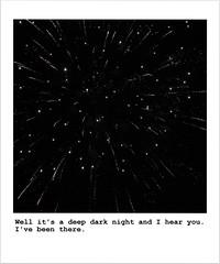 We came to dance. (Squidge Scicluna) Tags: gaslight anthem brian fallon stars fireworks bonfire sky night galaxy dark sink or swim