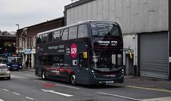 6765 National Express West Midlands (KLTP14) Tags: 6765 walsall nationalexpresswestmidlands adl enviro400 mmc 529 platinum brandnew sn16ouy nxwm