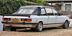 FNZ 9711 (Nivek.Old.Gold) Tags: 1985 ford granada 28 auto coleman milne grosvenor limousine landaulette