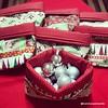 Cestinhas (mfuxiqueira) Tags: cestinha cesta acessório decoraçãodenatal natal natal2016