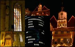 Jena in der Adventszeit (happycat) Tags: jena thringen germany weihnachtsmarkt rathaus stadtkirchestmichaelzujena