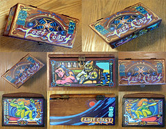 lost coast cyclopsurfer box vintage (ghostboardstudios) Tags: surfsurfing polynesian exotica pop tiki