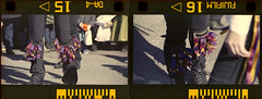 with bells on (pho-Tony) Tags: auto colour slr film japan bar lens photo reflex code fuji dancing minolta zoom dancer system f45 negative v single edge vectis automatic barcode fujifilm 24mm morris expired a200 marking aps futura ix advantix advanced sprocket 145 expiredfilm perforation autofocus s100 fujicolor c41 centuria nexia advancedphotosystem 25120 1463 tetenal 25exp ixdate 4thcolorlayer netheredgemarket minoltavectiss100 minoltavlens 25150mm fujicolornexiaa200