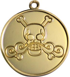 """熱賣的航海王金屬吊飾第二彈推出航海王貨幣""""貝里幣""""!"""
