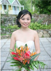 Michael & Shuang leur mariage rv  l'Hermitage Plantation Inn de l'le de Nevis! / Michael & Shuang their dream wedding at the Hermitage Plantation Inn on the Island of Nevis! (I Love St.Kitts & Nevis) Tags: park travel cruise family wedding red sea usa mer white west color sexy mal