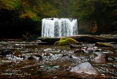 BCF 5 (Photos by Wesley Edward Clark) Tags: oregon silverton waterfalls scottsmills buttecreekfalls