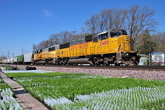 Springtime Scuzbuckets (The Mastadon) Tags: road railroad chicago train illinois midwest rail railway trains transportation locomotive railroads chicagoland midwestern