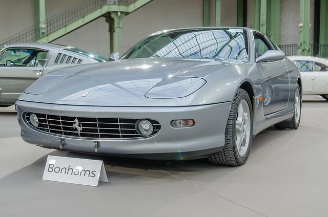 2003 ferrari voiture collection