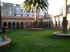 Claustro de San Francisco (Jesus G.A.) Tags: sanfrancisco architecture arquitectura galicia monumentos arcos ourense claustro