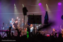 Skrillex Superjam ft. Big Gigantic w/ Janelle Monae