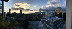Pano. South West to North East View #englishbay #Pacific #BowenIsland #WestCoast vancouve#vancouver #UrbanHippy #MyUrbanLife (vancityhotshots) Tags: city sunset urban skyline architecture vancouver pacific cloudy cityscapes bowenisland englishbay westcoast vancouve urbanhippy myurbanlife