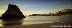 Tenby Panorama (angeladj1) Tags: