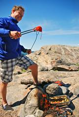 Erjorma (Basse911) Tags: summer june suomi finland island rocks granite hanko nordic archipelago kes skrgrd openfire keskuu saaristo hang erjorma archipelagocooking erajorma ntiren