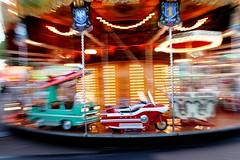 Merry-go-round (Sanne Custers) Tags: netherlands colors june juni lights go nederland fair round merry merrygoround panning kermis draaimolen 2014 geleen summerfair zomerkermis