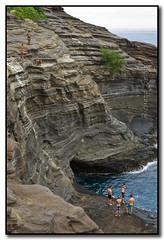 Portlock Spitting Cave (seagr112) Tags: hawaii unitedstates oahu pacificocean portlock spittingcave portlockspittingcave