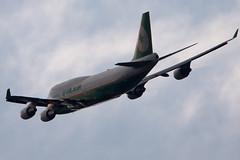 B-16412_747-45E_CYVR_4892 (Mike: Time Off, Back Aug.) Tags: canada eva bc britishcolumbia boeing approach yvr 747 westerncanada cyvr 74745e pacificregion