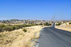 Otjomuise location, Windhoek (jbdodane) Tags: c28 africa bicycle city cycletouring cycling cyclotourisme day588 khomashochland location namibia otjimuise township velo windhoek freewheelycom jbcyclingafrica