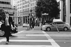 San Francisco (Amanda Rene) Tags: sanfrancisco california street travel blackandwhite bnw blackandwhiteeditfinancialdistrict