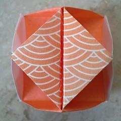 Ore (Cuboctahedron) (modular.dodecahedron) Tags: modularorigami cuboctahedron toshikazukawasaki
