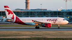 C-GBIN - Air Canada Rouge - Airbus A319-114 (bcavpics) Tags: canada vancouver plane airplane britishcolumbia aircraft aviation airbus yvr airliner a319 cgbin bcpics aircanadarouge