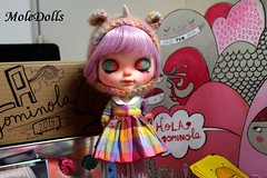 BlytheCon Europe Hola Gominola Stall