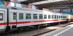 D-DB 51 80 84-90 022-5 Bimdz 268.5 München Hbf 11.07.2014 (IC 708 Ruegen) Tags: car train ic coach railway zug db ag bahn intercity deutsche ec eurocity fernverkehr reisezugwagen