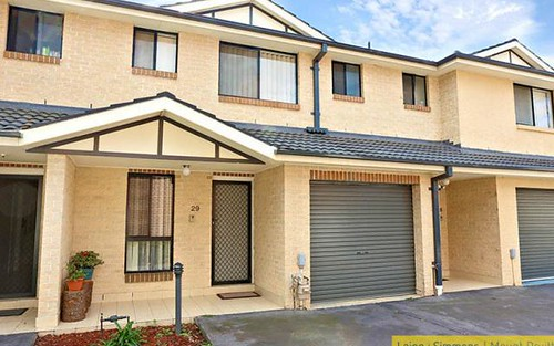 29/10 Abraham Street, Rooty Hill NSW