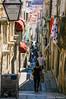Street of Dubrovnik (Liviu Paltanea) Tags: street restaurants croatia narrow dubrovnik hdr ragusa