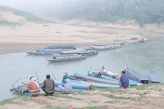 Winter (Kaisar Ahamed) Tags: tree green fog river landscape book boat cool postcard hill wintertime bangladesh ruma wintermorning chittagong fogy inthefog wintertide bandorban beautifulbangladesh kaisarahamed 01716811183