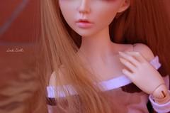Anastasia [MNF Celine] (Vagabonde59) Tags: ball doll dolls bjd fl fairyland celine cline jointed mnf minife minifee