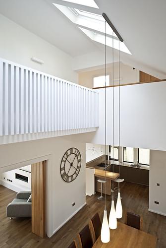 North Glasgow House by studioKAP