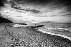 Stormy weather on the bay (Mario Ottaviani Photography) Tags: blackandwhite bw italy white black weather bay minolta sony stormy bn alpha bianco nero biancoenero vallugola a77 baia minoltamount sonyalpha minoltaaf alphamount sonya77 slta77 sonyslta77 sonyslta77v slta77v marioalpha marioottaviani