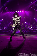KISS- DTE Energy Music Theatre - Clarkston, MI- 8/23/14
