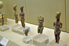 Cycladic treasures of Santorini (JohntheFinn) Tags: museum island greek mediterranean santorini greece caldera museo cyclades thira archipelago fira saari saaristo kreikka kaldera vlimeri   kreikkalainen kykladit