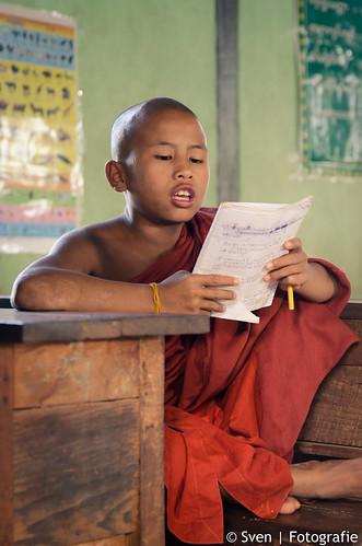 Jonge monnik