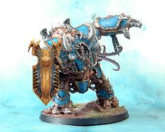 Chaos-Dread Idea (maclef) Tags: chaos dread csm spacewolfs hellbrute helbrute