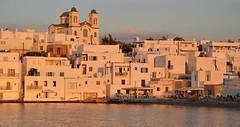 Naoussa al tramonto (Fra-Giu) Tags: sea water greek nikon mare grecia paro paros naousa cyclades isola cicladi nikond3200 naoussa egeo d3200 maregeo isolecicladi πάροσ