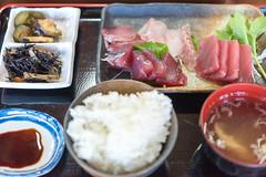 (GenJapan1986) Tags: travel food japan tokyo sashimi   2014    mikurajima  nikond600