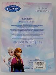 Disneyland Purchases - 2014-08-10 - Frozen Lip Balm Set - Rear View (drj1828) Tags: frozen us disneyland lip anaheim purchase balm 2014 disneyparks