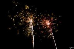 Un 14 Juillet en France 06 (Barthmich) Tags: fireworks firework feu dartifice feux lightroom