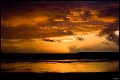 Sunset - Essaouira (19_03_2008) (idoazul) Tags: ocean water sunsets atlantic morocco ruinas marruecos atlantico demobileme