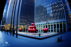 Christmas atmosphere NYC, USA (Yannick-R) Tags: pictures christmas new york city nyc usa photography photo downtown photographer picture yannick rivoire christmasatmospherenyc