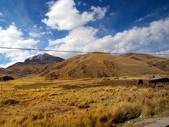 151 Mountain Altiplano Peru 2977