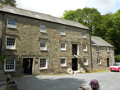 Cotehele Mill. Cornwall. (hercon2000uk) Tags: carpenters saddlery wheelwrights georgianbuildings cotehelemill overshotwheel
