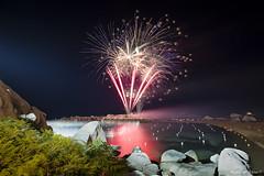 Trégastel - FireWorks (Njones03) Tags: france firework breizh tregastel bretagne2014