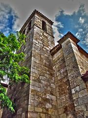 La Puente del Valle (Rafa Gallegos) Tags: espaa church spain iglesia hdr cantabria valderredible lapuentedelvalle