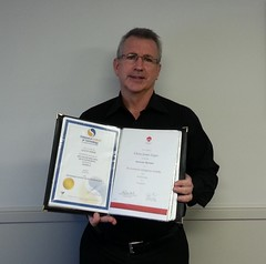 Glenn Soper from Performax International gained his Engineers Australia Accreditation after completing our Advanced Diploma of Engineering - Technical