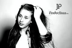 Megan Taylor (Jigsaw-Photography-UK) Tags: girl shirt hair model long chequed jpproductionsuk